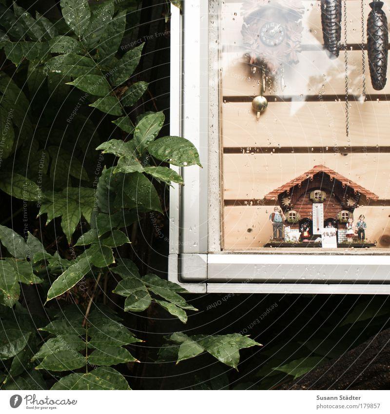 19,90 Hund Leben Holz Uhr Zufriedenheit Häusliches Leben Dekoration & Verzierung Mensch Tropfen Kitsch Lebensfreude Wohnzimmer Sammlung Sightseeing