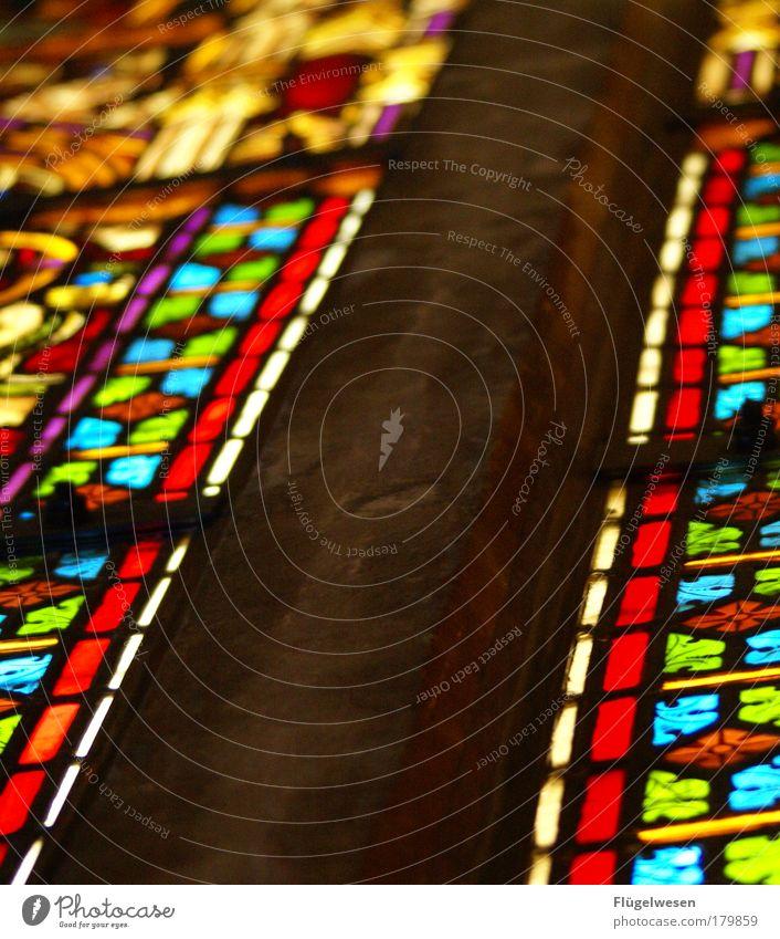 Sunday Service schön Himmel kalt Kunst Lifestyle Hoffnung Kirche Frieden Dorf Gemälde genießen Gottesdienst Dom Christentum Kathedrale