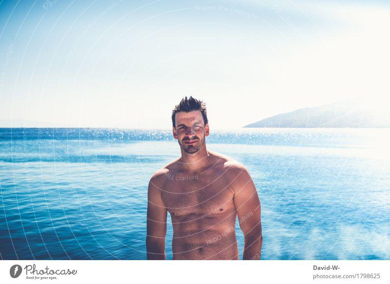 sportlich Körperpflege Gesundheit Gesunde Ernährung Fitness Wellness Leben Zufriedenheit Ferien & Urlaub & Reisen Tourismus Ausflug Ferne Sommer Sommerurlaub