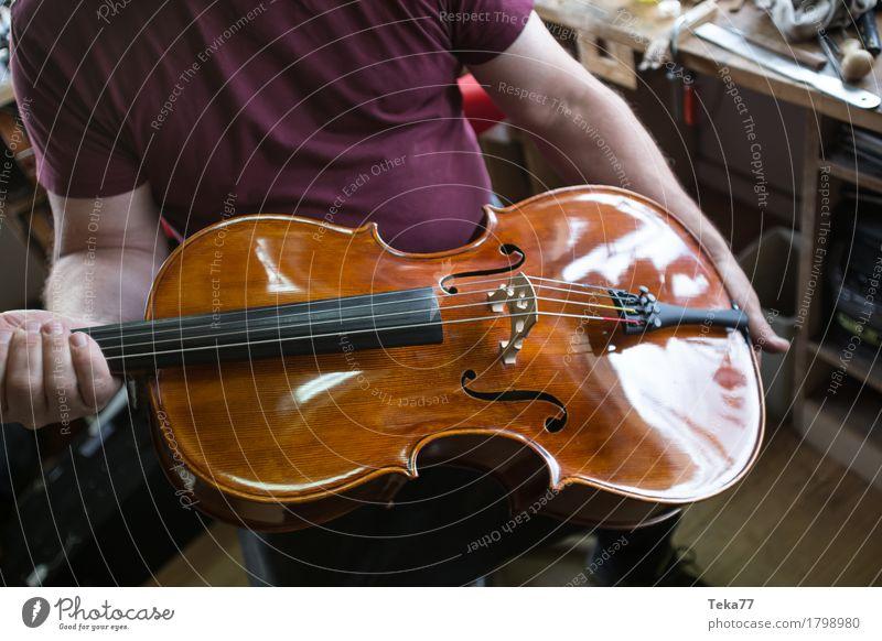 Geigenbau IIIIII Stil Musik Bildung Arbeit & Erwerbstätigkeit Beruf Handwerker Mensch Kunst Künstler ästhetisch Geigenbauer Musikinstrument Studioaufnahme