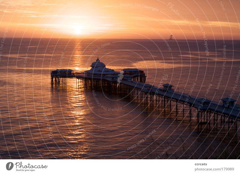 Natur Wasser Meer Strand Erholung Herbst Holz träumen Gebäude Landschaft Küste Architektur Umwelt groß Energie Europa