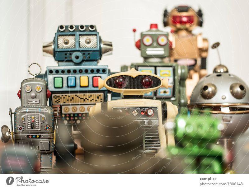 Wir sind die Roboter Mensch Freude sprechen Stil Gesundheit Spielen Familie & Verwandtschaft Feste & Feiern Design Freundschaft Freizeit & Hobby Körper