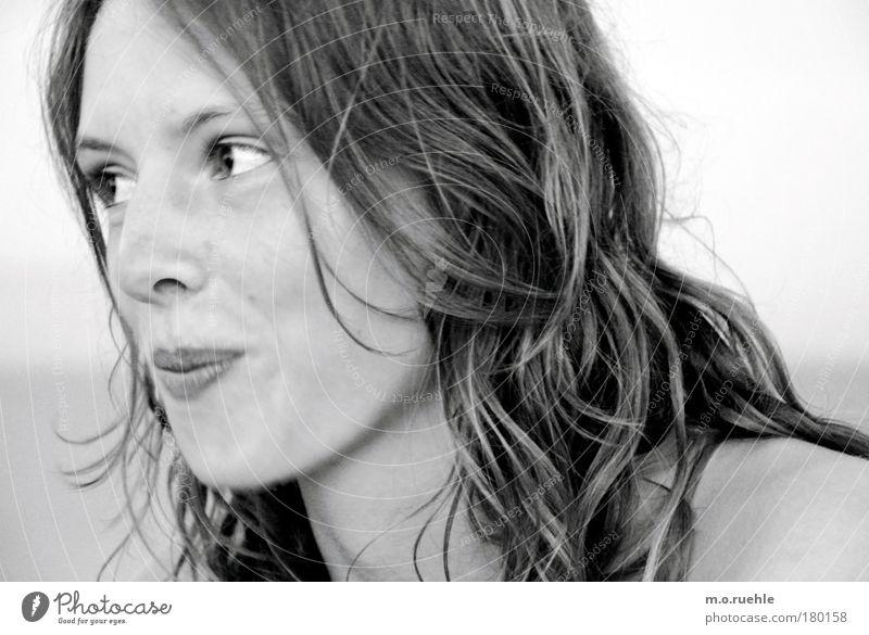 momo Mensch Jugendliche schön Freude Gesicht Erwachsene Auge feminin Gefühle Kopf Haare & Frisuren Stimmung Mund Nase weich 18-30 Jahre