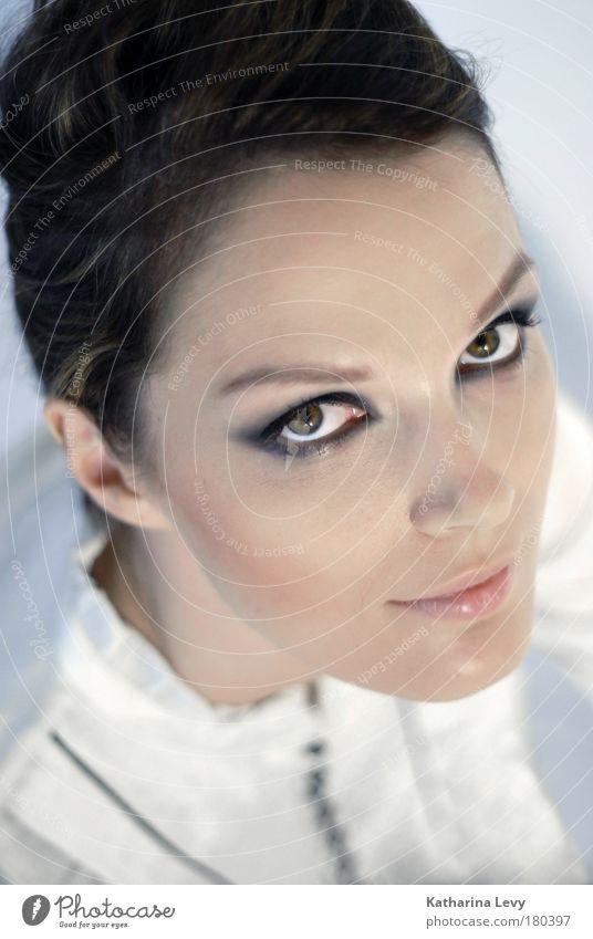 in a gaddadavida Mensch Jugendliche schön Gesicht feminin Stil Haare & Frisuren Zufriedenheit Feste & Feiern Erwachsene Frau elegant ästhetisch Wellness