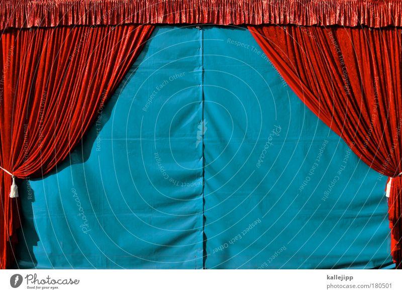 cabaret rot Freude Spielen Feste & Feiern Kunst Freizeit & Hobby Musik Lifestyle Show Stoff Karneval Jahrmarkt Konzert Theater Bühne Farbe