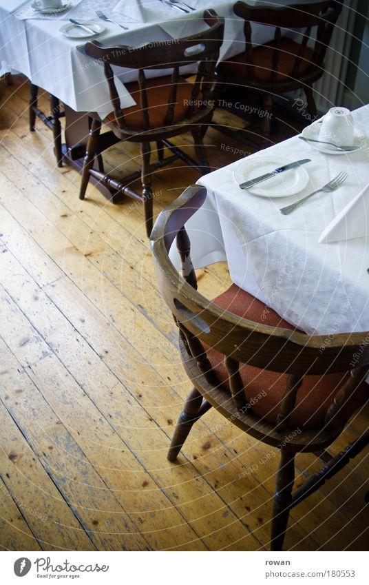 gutbürgerliche küche weiß Wärme hell braun sitzen Ernährung retro Küche Gastronomie Boden Geschirr Tasse Restaurant Teller Abendessen Bodenbelag