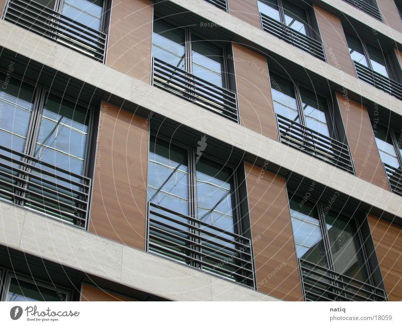 Fenster Haus Architektur Innenhof