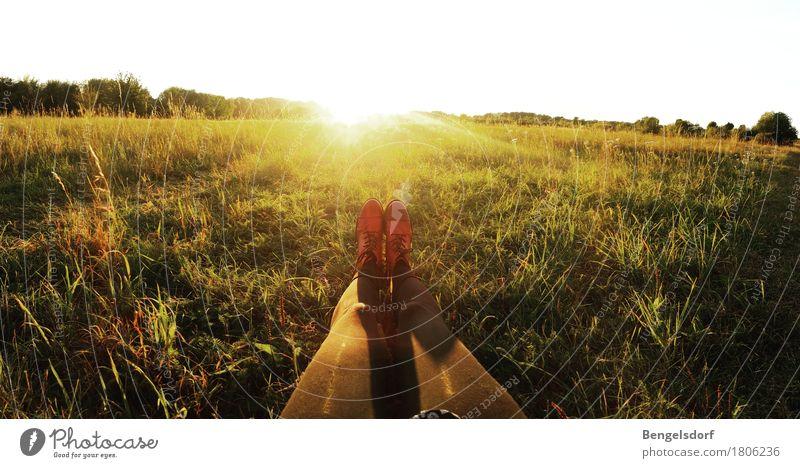 Put on my red shoes Freude Glück Gesundheit Wellness Leben harmonisch Wohlgefühl Zufriedenheit Sinnesorgane Erholung ruhig Meditation Freizeit & Hobby