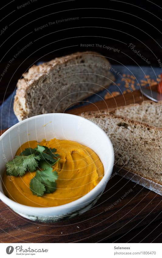 Brotzeit Lebensmittel Gemüse Getreide Teigwaren Backwaren Aufstrich Linsen Ernährung Essen Abendessen Bioprodukte Vegetarische Ernährung Diät