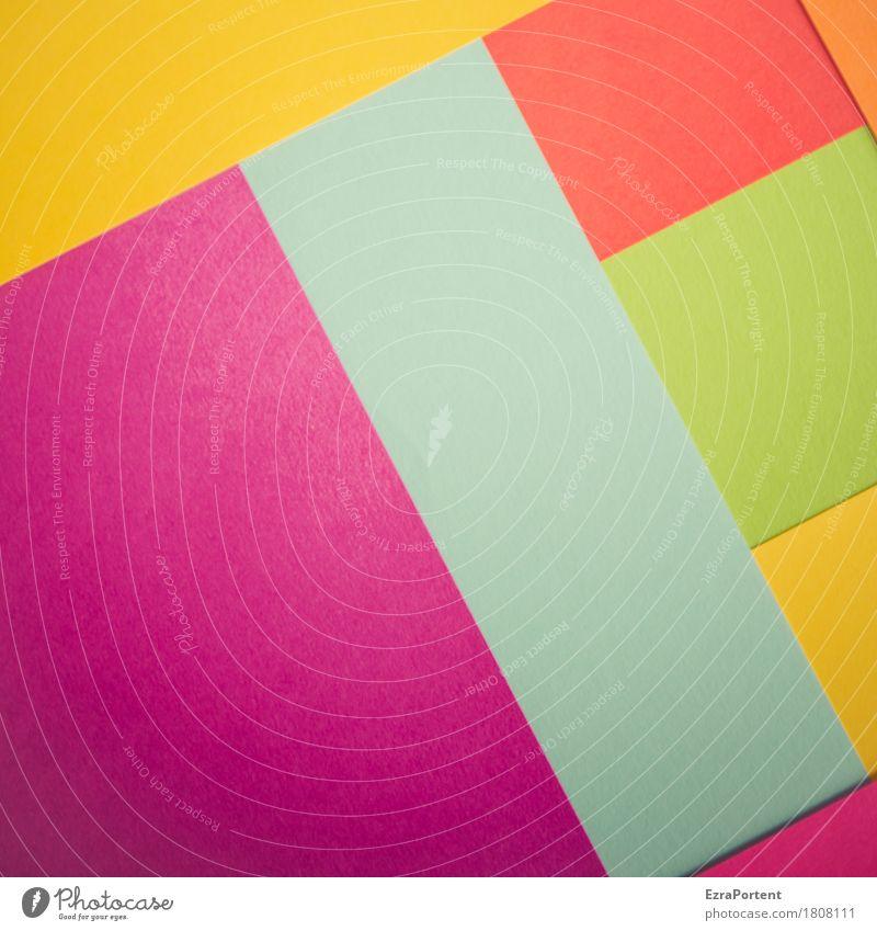 gLTrgglo elegant Stil Design Dekoration & Verzierung Kunst Kunstwerk Subkultur Papier Zeichen Schilder & Markierungen Hinweisschild Warnschild Linie Streifen
