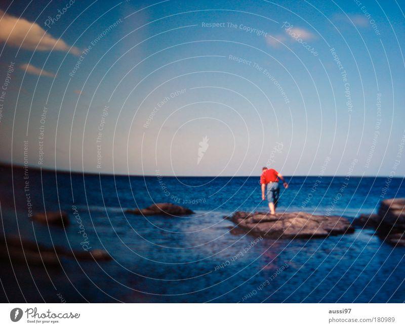 Atilt horizon Strand Küste Horizont entdecken