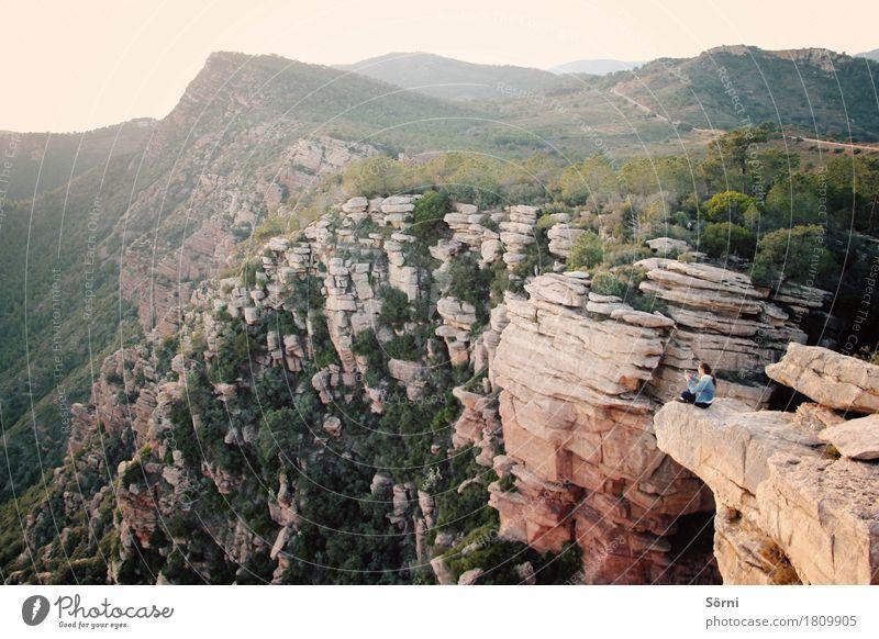 Nants ingonyama bagithi Baba Ferien & Urlaub & Reisen Tourismus Ausflug Abenteuer Freiheit Safari Berge u. Gebirge wandern Telefon Handy feminin Junge Frau