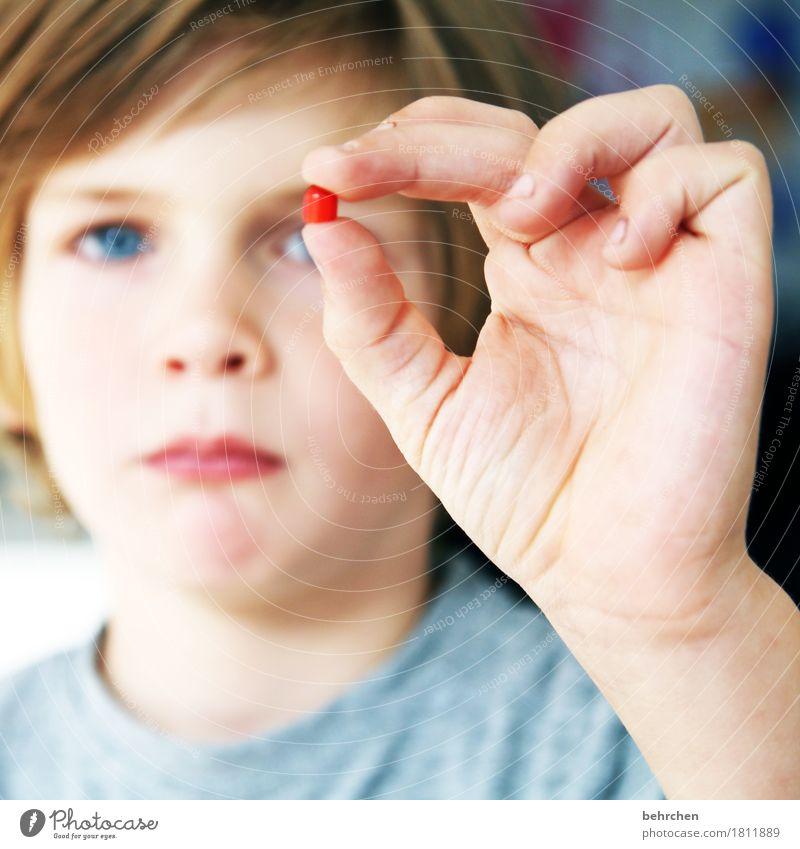 so klein ist das hirn von trump! Mensch Kind Hand Gesicht Auge Junge Familie & Verwandtschaft Spielen klein Kopf Haare & Frisuren Körper Kindheit Haut Finger Mund