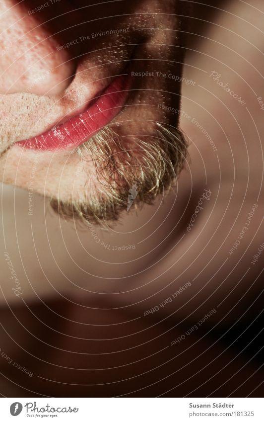 3-Tage-Bababaaaa Babababababaaaaa Mensch Jugendliche Erwachsene Kopf Haare & Frisuren blond Mund Haut Nase 18-30 Jahre Lippen Schutz Bart Bauch Geborgenheit