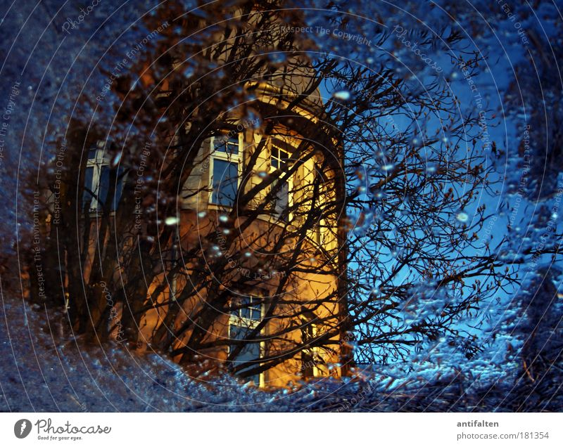 Frankenplatz Himmel Natur Wasser blau Baum Winter Haus Herbst Fenster Wand Garten Mauer Traurigkeit Park Regen Deutschland