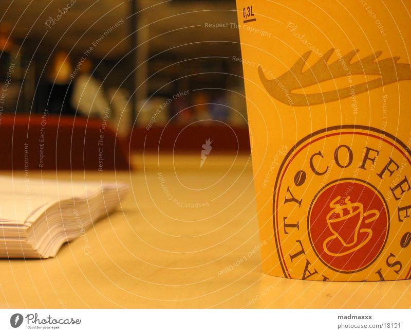 Coffee Perspektive Pause Kaffee heiß