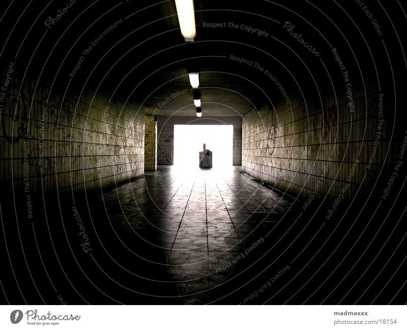 Weitsicht... Architektur Perspektive Aussicht Tunnel
