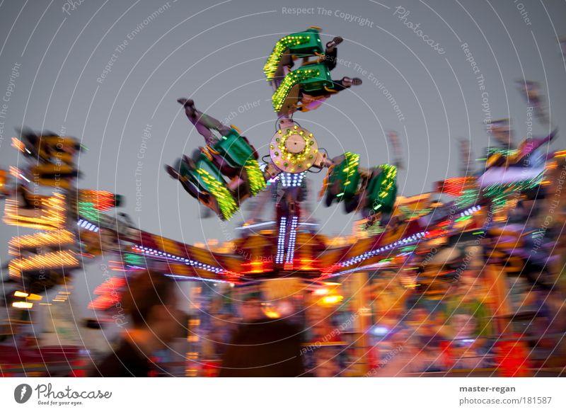 Fast-Spin Freude Freizeit & Hobby Tourismus München Oktoberfest Bayern