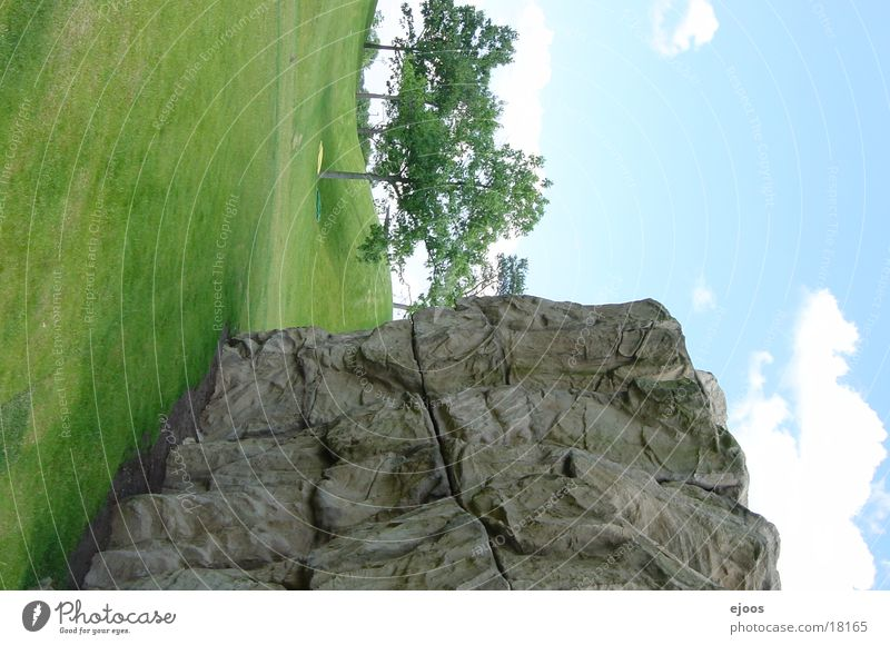 Fels Natur Baum Berge u. Gebirge Landschaft Felsen harmonisch