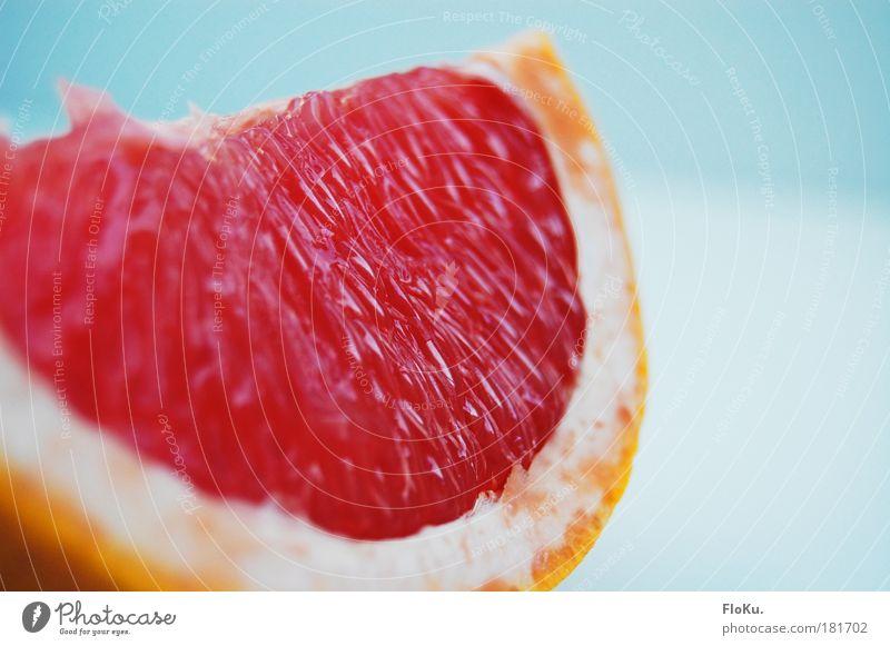 make my day weiß blau rot Ernährung Tag Gesundheit glänzend rosa Lebensmittel Frucht süß lecker Diät Scheibe Vitamin Erfrischung