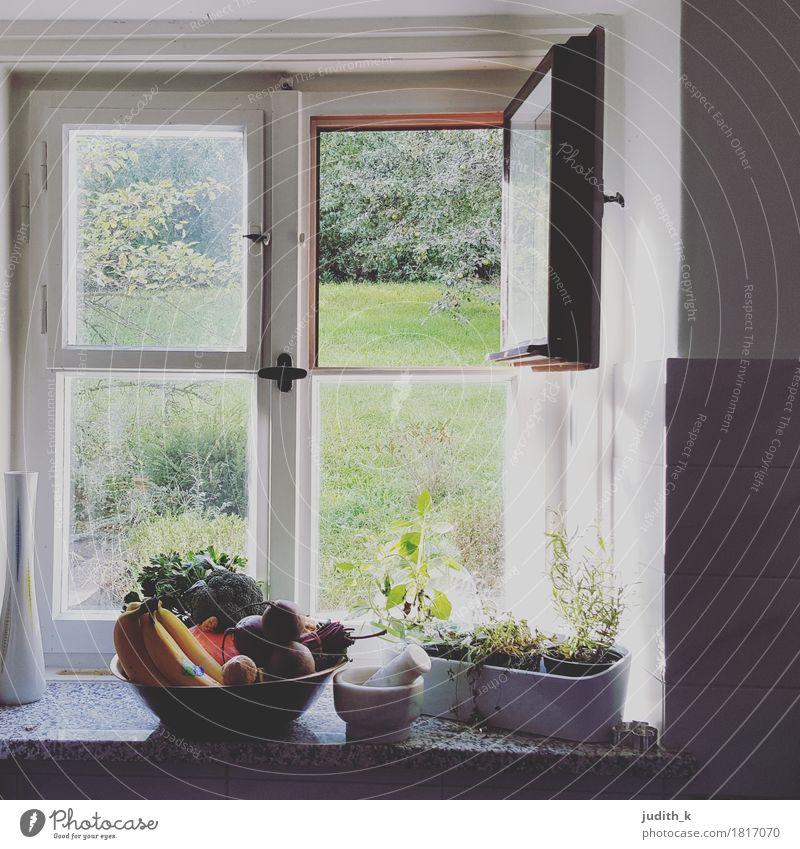 secret window Gesunde Ernährung Haus Fenster Wiese Herbst Gesundheit Garten Lebensmittel Wohnung Frucht Häusliches Leben Kräuter & Gewürze Küche Gemüse Schalen & Schüsseln Kürbis