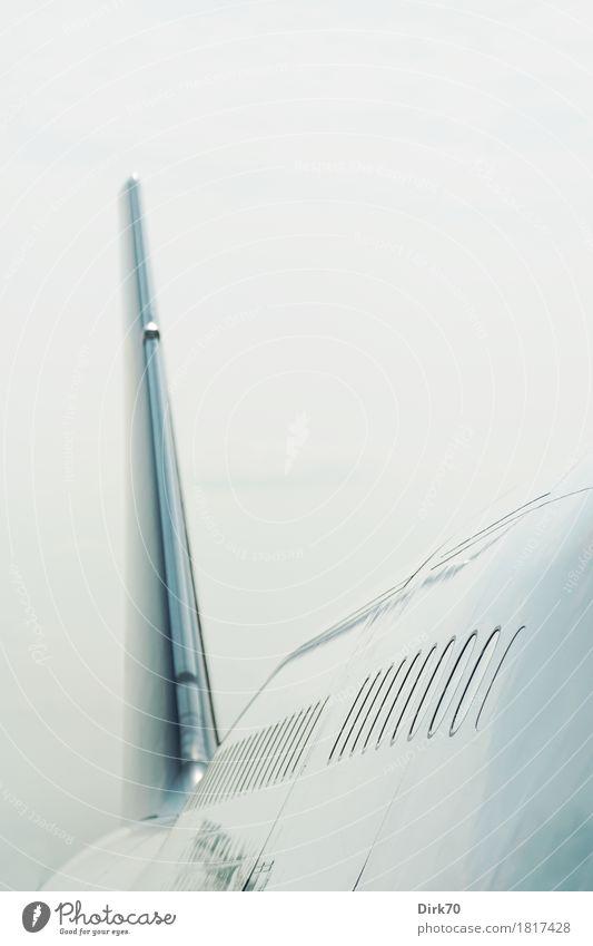 Rückenflosse Ferien & Urlaub & Reisen blau Flugzeugfenster Tourismus Verkehr glänzend modern Luftverkehr Technik & Technologie Zukunft groß Schönes Wetter