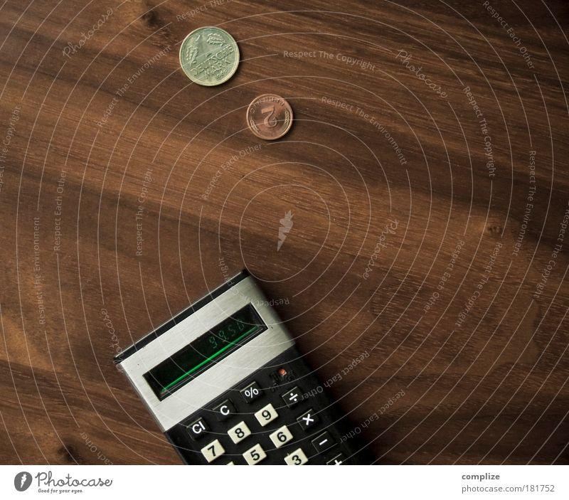 Sparfuchs Innenarchitektur Stil Wohnung Häusliches Leben Geldmünzen Design Technik & Technologie Armut Zukunft Studium retro Zeichen Ziffern & Zahlen Bildung