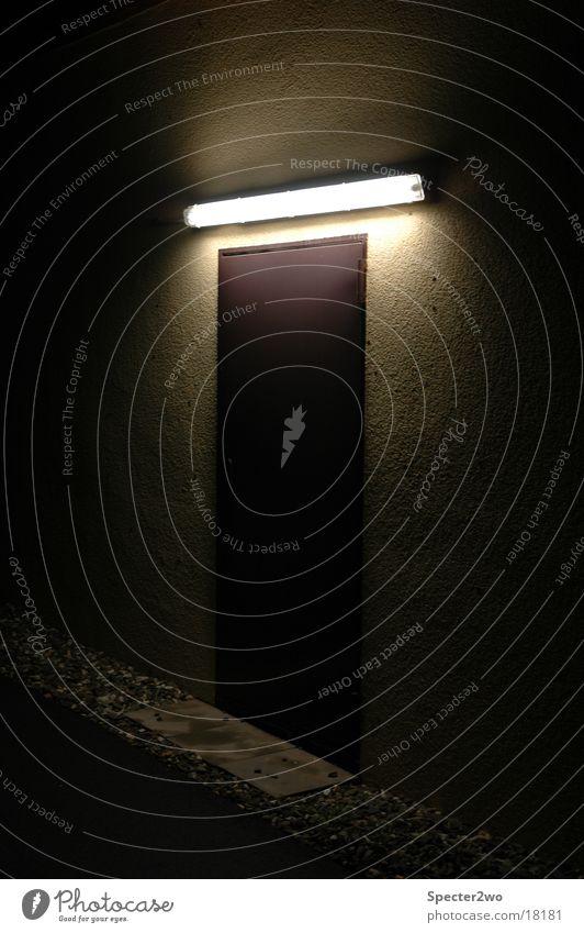 Cellar Door Lampe Tür Industrie Leuchtstoffröhre Neonlampe