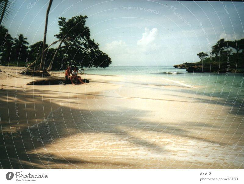Dominikanische Republik Strand Meer Sand Kuba