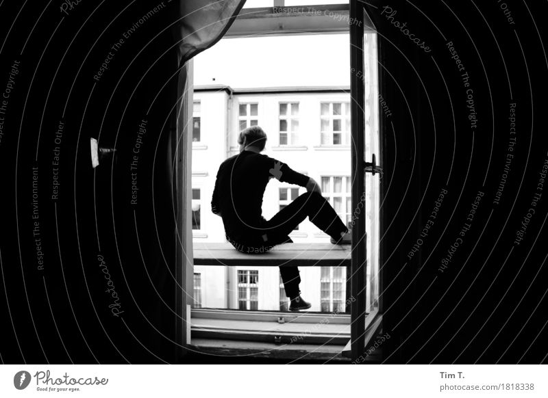 Prenzlauer berg stadt haus ein lizenzfreies stock foto for Fenster berlin