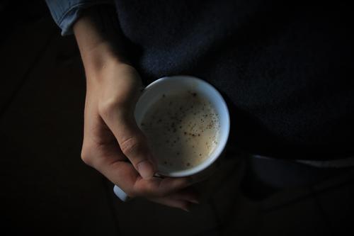 hot drink ruhig Leben Zeit Stimmung Zufriedenheit genießen Lebensfreude Sicherheit Kaffee Gelassenheit Wohlgefühl Vertrauen Schmerz Stress Geborgenheit