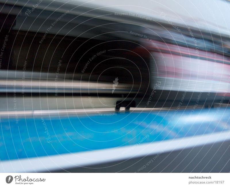LFP Druckkopf Farbe Technik & Technologie Plakat Elektrisches Gerät