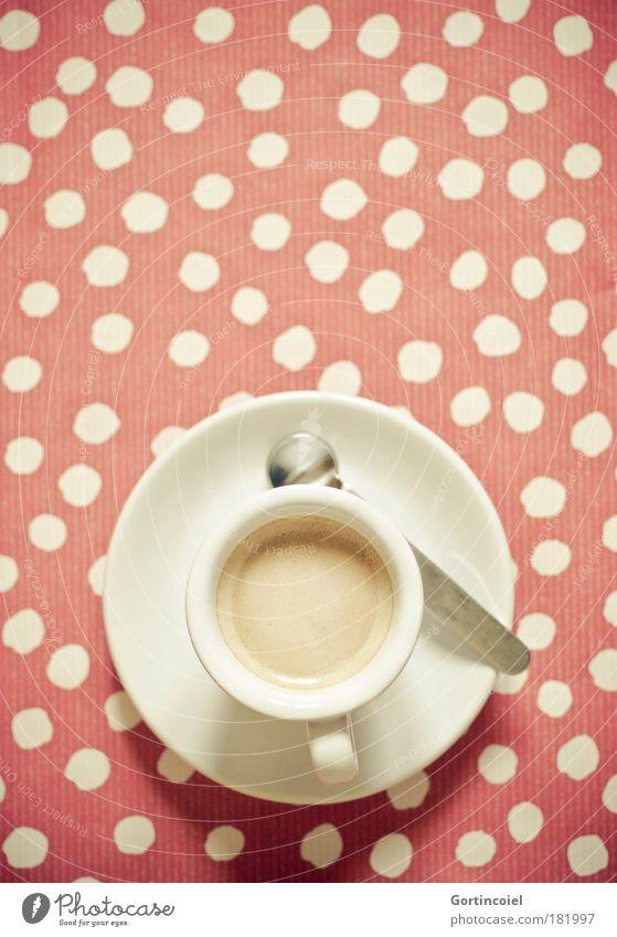 Le Café rot Erholung Stil Lebensmittel Getränk Kaffee Ernährung Pause Gastronomie Punkt gelb Restaurant Café Tasse Duft Schaum