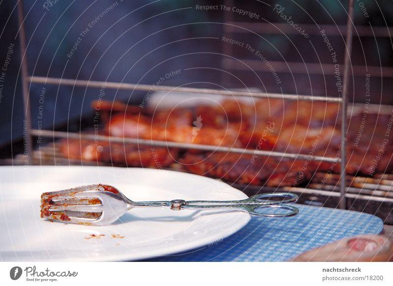 Grillzange Sommer Ernährung Feste & Feiern Freizeit & Hobby lecker Grillen Kochen & Garen & Backen