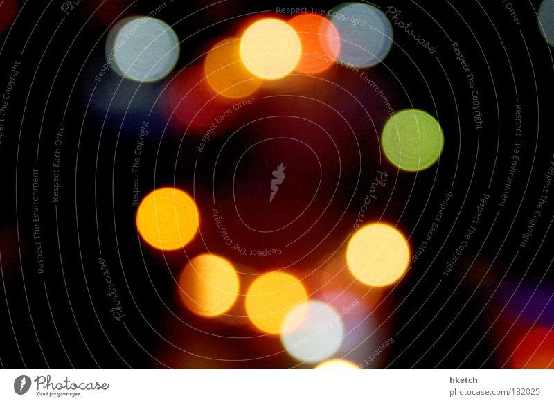 Schärfe wird überbewertet... Farbfoto mehrfarbig Innenaufnahme Experiment abstrakt Menschenleer Textfreiraum links Textfreiraum rechts Textfreiraum Mitte