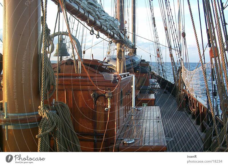 reise, reise, reise Segeln Schifffahrt Schiffsaufbau