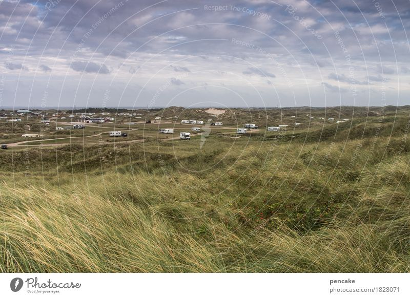 wohngemeinschaft | freizeitnomaden Himmel Natur Ferien & Urlaub & Reisen Sommer Landschaft Tourismus Zusammensein Häusliches Leben Horizont Freizeit & Hobby