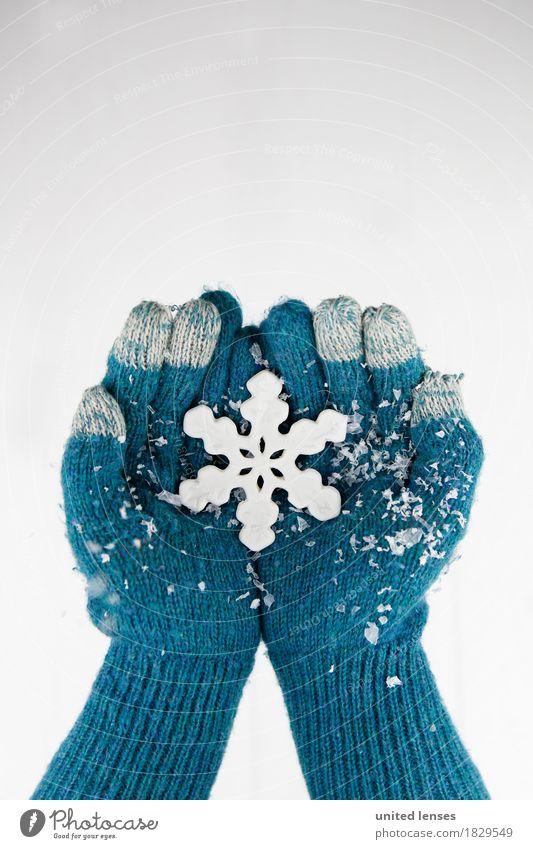 AKCGDR# Kunstschnee Lifestyle elegant Design Freizeit & Hobby ästhetisch kaufen Handschuhe Winter Winterurlaub Winterstimmung Wintertag Schnee Schneeflocke