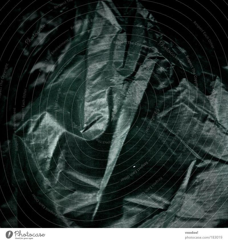 Schimanski, übernehmen Sie! grün dunkel Tod Traurigkeit Kunststoff Flussufer silber Leiche Mord Krimi Duisburg zudecken Folie Tatort Ruhr Nordrhein-Westfalen