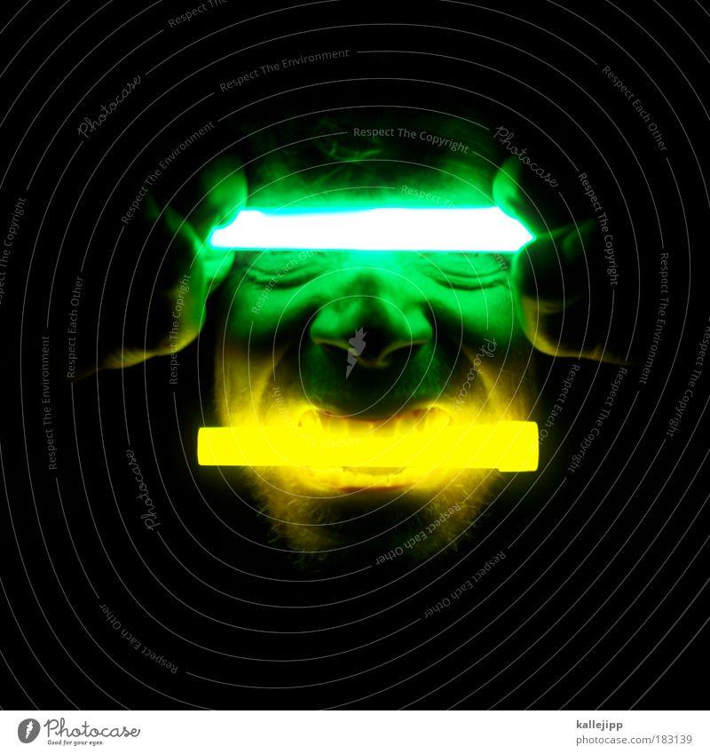 selbstversuch Mensch Mann Erwachsene Gesicht Auge Kopf Party Stil Haut Mund maskulin Nase Zukunft Zähne Veranstaltung Stress