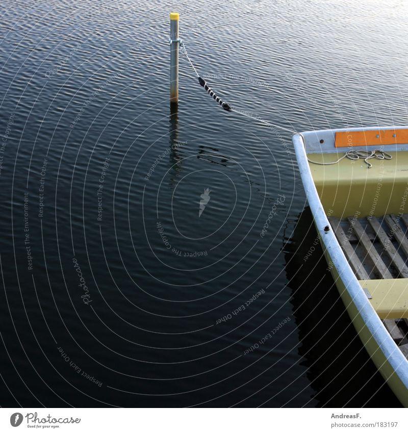 Schiff Ahoi Natur Wasser Ferien & Urlaub & Reisen Strand See Wasserfahrzeug Wellen Schwimmen & Baden nass Ausflug Hafen Schifffahrt Angeln Im Wasser treiben
