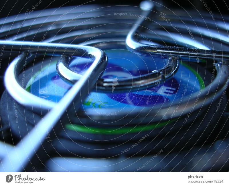 Lüfter blau ruhig Computer Netzwerk Technik & Technologie Informationstechnologie Kühlung Ventilator Belüftung Elektrisches Gerät Prozessor Motherboard