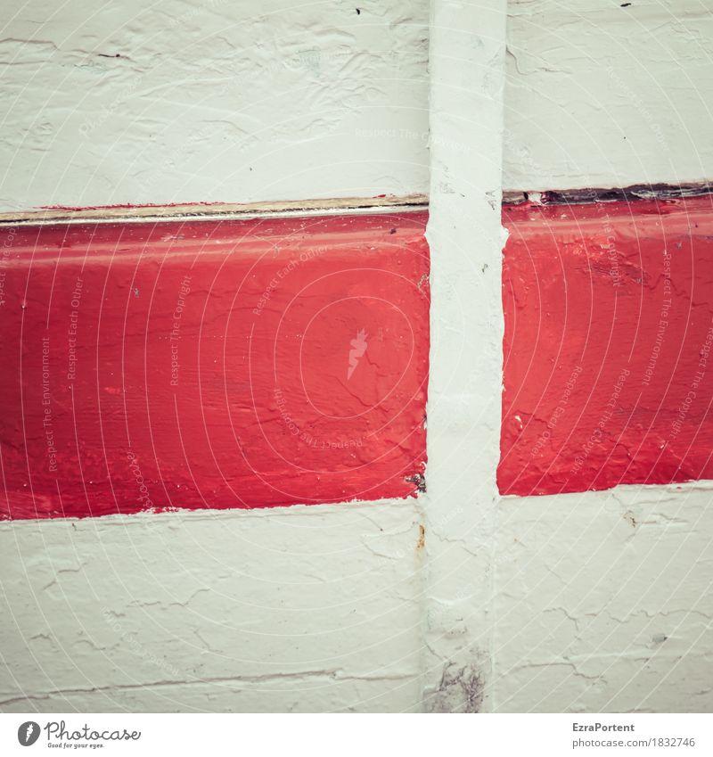 rot weiß Stil Design Dekoration & Verzierung Holz Linie Streifen hell Farbe Werbung Wasserfahrzeug Schiffsrumpf Schiffsplanken Anstrich Hintergrundbild Farbfoto
