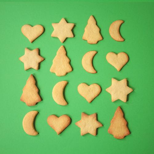 Keksparade Weihnachten & Advent grün Freude Essen Glück Lebensmittel Feste & Feiern Freizeit & Hobby Ernährung Kindheit Fröhlichkeit Herz Lebensfreude kaufen