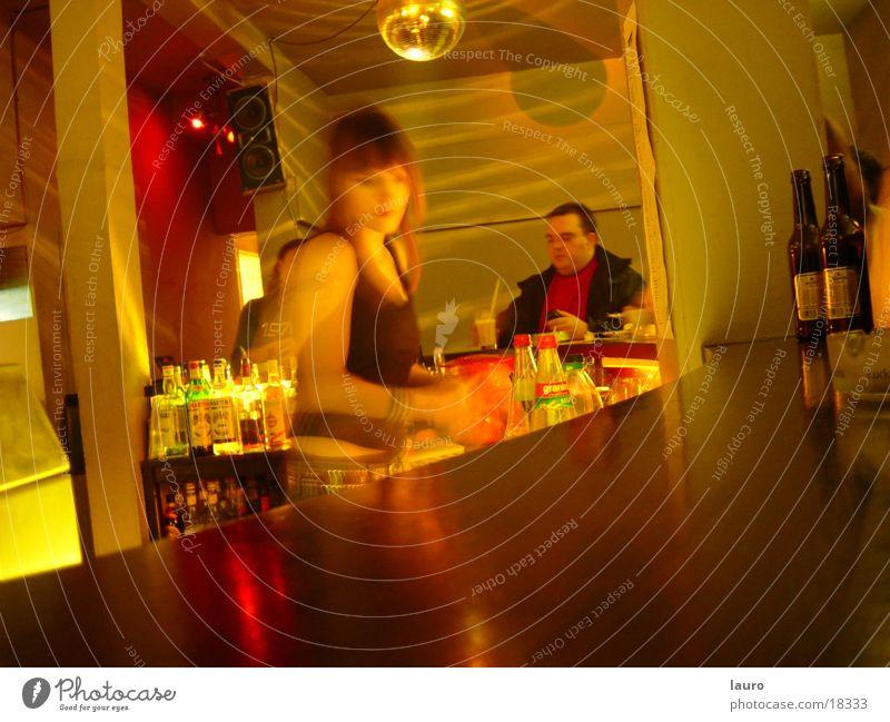 club Club Bar Theke Alkohol Foyer
