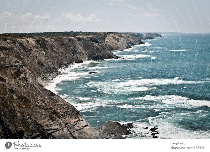 Surfers Paradise Ferien & Urlaub & Reisen blau grün Sommer Wasser Meer Landschaft Ferne Strand Winter Herbst Küste Freiheit braun Freizeit & Hobby Erde