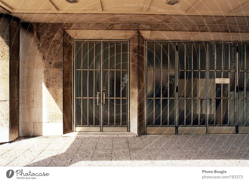 Umstritten Architektur Tür Tor Köln Denkmal Schutz Einfahrt Fünfziger Jahre Zugang Denkmalschutz