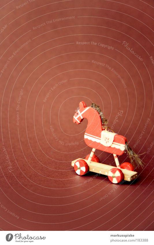 weihnachts dekoration schön Weihnachten & Advent rot Haus Geschenk Gefühle Holz Glück Denken Stil Feste & Feiern Stimmung braun Wohnung gold elegant
