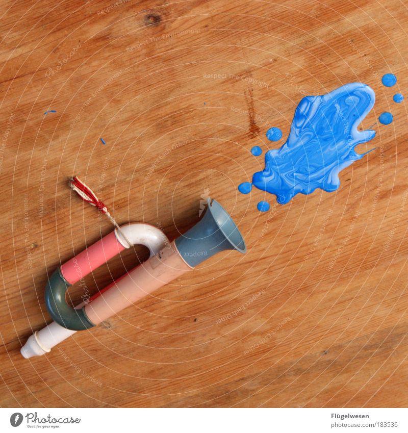 Der kleine Trompeter Freude Spielen Musik Musikinstrument Freizeit & Hobby Fröhlichkeit Lifestyle Kommunizieren Kitsch Spielzeug Konzert Freundlichkeit Flüssigkeit blasen Stress Bühne