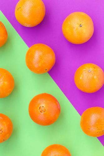 Orangen Lebensmittel Frucht Ernährung Essen Frühstück Bioprodukte Vegetarische Ernährung Diät Gesunde Ernährung Kunst ästhetisch außergewöhnlich Fröhlichkeit